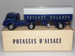 CIJ Renault 120cv Potasse d'Alsace