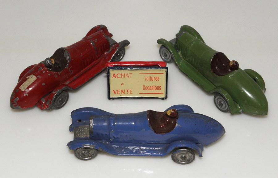Il y a une époque où ces autos n'intéressaient personne