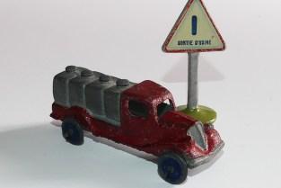 Aludo camion pinardier