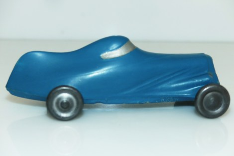 Delahaye record avec empennage