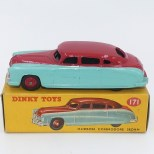 Dinky-Toys Hudson Commodore découpe basse (nuance verte)