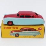 Dinky-Toys Hudson Commodore découpe basse (nuance bleu)