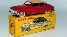 Dinky-toys Buick Roadmaster essai de couleur