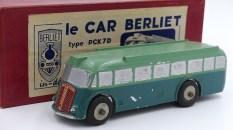 Gulliver Berliet-pck7D car bicolore