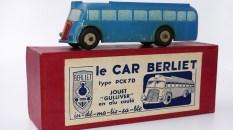 Gulliver Berliet-pck7D car unicolore