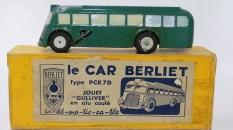Gulliver Berliet-pck7D car unicolore mécanique
