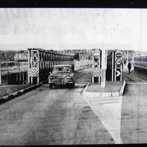 Le pont des castagnettes à Calais