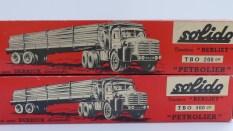 variantes de boîtes (mention 200cv ou 300cv)