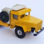Solido Unic Sahara tracteur avec jantes en acier