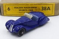 Dinky Toys Frazer Nash BMW première série