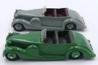 Dinky toys serie38 Lagonda export