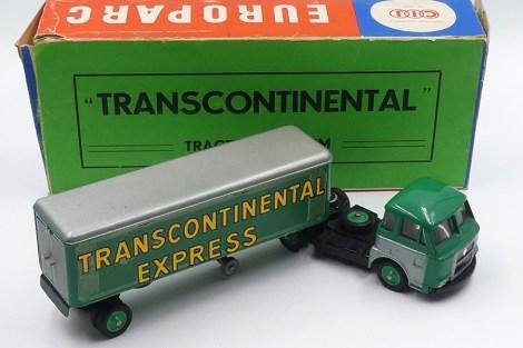 CIJ Saviem JM240 transcontinental de série
