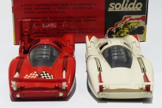 Brosol Porsche 908L (voir les feux arrières)