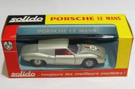 boîte de la Solido Porsche RS61 jantes en zamac empruntées à l'Alpine