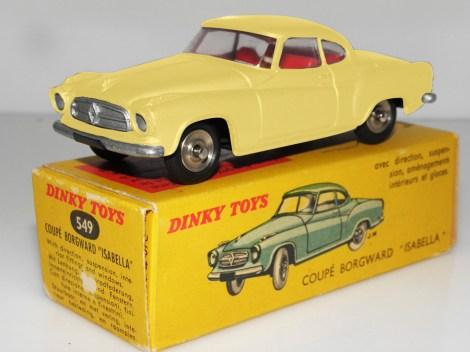 retravaillé avec photoshop :Dinky-Toys Borward Isabella Afrique du Sud