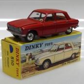 Dinky Toys Peugeot 204 de pré-série