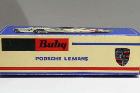 Buby Solido Porsche RS61 (prototype de boîte)