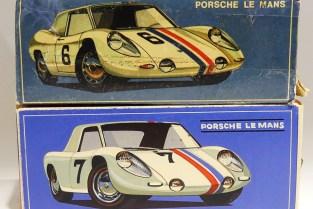 Buby Solido Porsche RS61 (prototype de boîte et boîte de série)