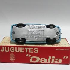 Solido Dalia Porsche RS61 de première génération