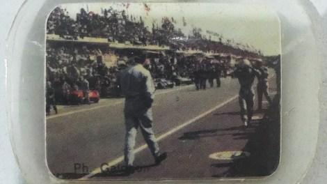 Départ des 24 heures du Mans