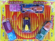 Tutsitoys (Mexique) production mexicaine de Tootsietoys américaine