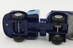 Tekno Scania 76 semi remorque citerne
