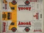 """Découpage : Renault 1000Kgs """"Amora"""""""