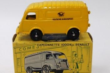 C-I-J Renault 1000Ks Deutsche Bundespost