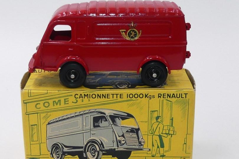 C-I-J Renault 1000Ks Postes Belges