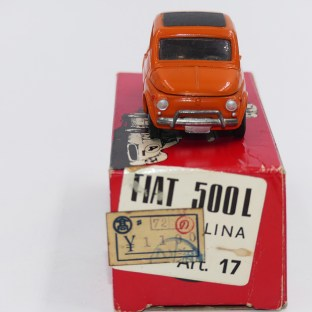 Mercury-Japan- Fiat 500L sans marquages