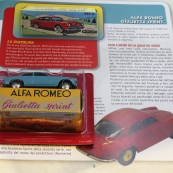 "Mercury Alfa Romeo giulietta sprint ""made in China"""