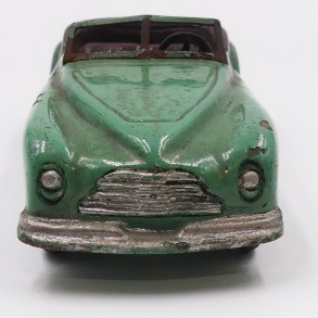 Dinky Toys Simca 8 sport (pare brise en tôle) prototype bois