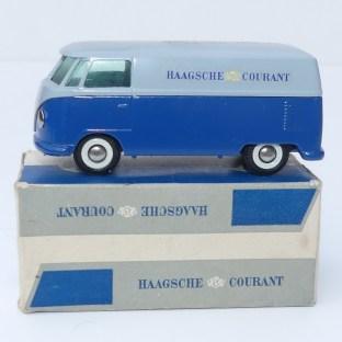 """Tekno Volkswagen van """"Haagshe Courant"""" journal des pays Bas"""