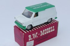 "RW-Modell Ford Transit van ""Berliner Morgenpost"""