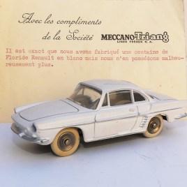 Dinky Toys Renault Floride petite série avec la lettre