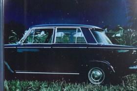 """extrait du film """"Dans ses yeux"""" la Fiat 1500"""