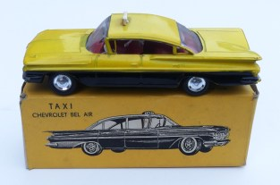 Buby Chevrolet Bel Air taxi