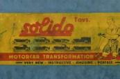Coffret Solido Major pour le marché anglais