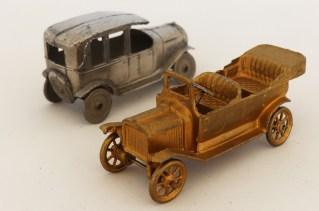 SR Ford T et Unic taxi
