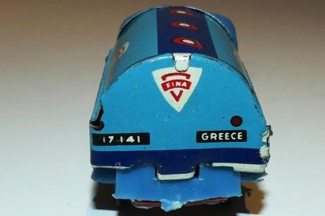 """Sésame (Magreb ?) Simca Cargo """"Fina"""" (gravure Volvo !)"""