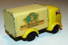 """Sésame France Simca Cargo fourgon """"Aux petits princes Bordeaux"""""""