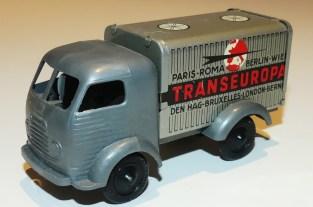"""Sésame France Simca Cargo fourgon """"transeuropa"""""""