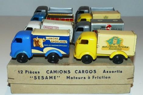 boîte de 12 Simca Cargo de chez Sésame