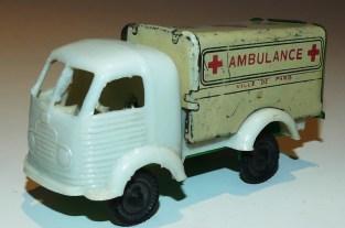 Sésame (Magreb ?) Simca Cargo ambulance