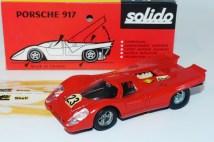 Solido Porshe 917K Salzburg Le Mans 1970
