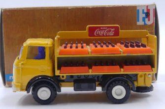"FJ Berliet Gak brasseur ""Coca Cola"""