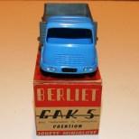Minialuxe Berliet Gak ridelles