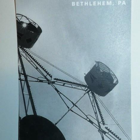 carte postale de Bethlehem PA (USA)