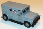 "Dinky Toys GMC fourgon blindé ""Brink's"" version mexicaine sans marquages"