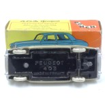Punch Peugeot 403 unicolore